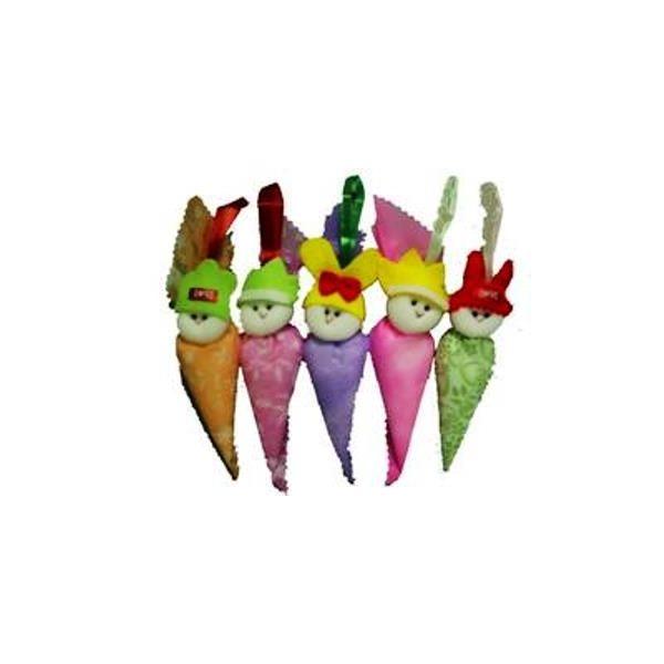 Camphor air freshener handmade fancy cone (30 gms - 1 0 Oz)