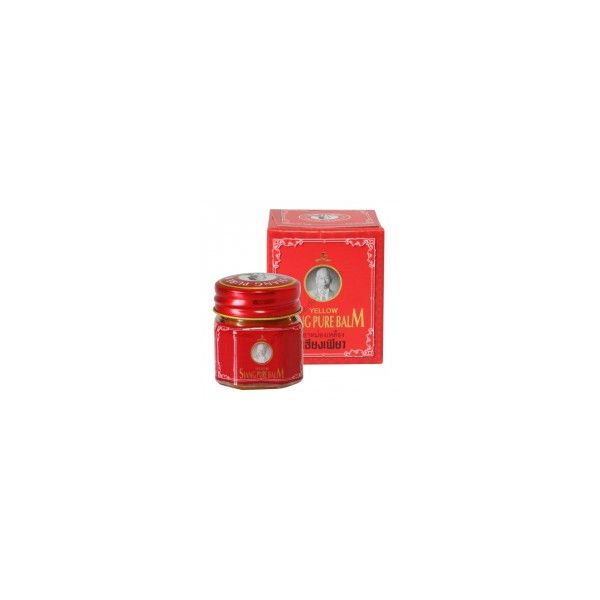 Balm Red Bottle - Siang Pure (40 gms - 1 4 Oz)